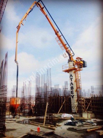 Kiralık Sıfır HİDROLİK BETON DAĞITICI MASTLI M21-24-26-28-32 m Fiyatları Bursa beton dağıtıcı,mekanik örümcek,örümcek,placing boom,mast,tevzi bom,kule bom,tırmanır tip,hidrolik beton dağıtıcı,beton,kolon,perde beton,döşeme,tabliye,kalıp,bom,boom,mastlı beton dağıtıcı,hazır beton