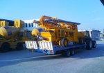 Kiralık Beton Pompası 4X4 Arazi Yürüyüşlü Hidrolik Bumlu