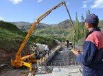 24 M Beton Pompası 4x4 Arazi Yürüyüşlü Kompakt