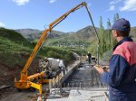 24 M Beton Pompası 4X4 Arazi̇ Yürüyüşlü Kompakt