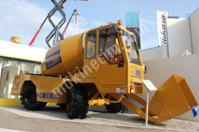 CARMİX  MOBILE CONCRETE BATCHING PLANT 5.5 XL
