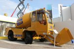 Carmix Mobile Beton Batching Plant 5.5 Xl