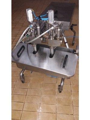 Satılık 2. El KAYMAKLI YOĞURT  DOLUM MAKİNESİ, KULP DOLUM MAKINESİ(GRAMAJLI DOLUM) Fiyatları Batman yoğurt dolum makinesi,süt dolum,filling machines,kaymaklı yoğurt dolum,sıvı dolum makinesi,kulp makine,filling machine