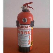 Halokarbon Gazlı Yangın Söndürme Cihazı 1 Kg.