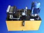 Production Of Cylinder And Hydraulic Unit