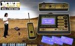 Mf 1200 Smart Yeni Teknoloji Altın Ve Hazineleri Dedektörü İçin