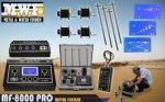 Mf 8000 Pro Jeofizik İskandil Değerleri Cihazlar Metal Ve Mağaralar Dedektör
