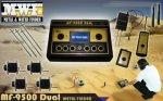 Mf 9500 Dual Dünyanın En İyi  Bütünleşik Cihaz Altın, Hazineleri, Metal Ve Boşlukları Tespit Etmek D
