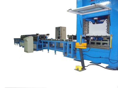 CABLE TRAY ROLLFORMING MACHINE