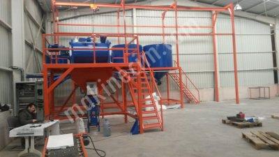 Satılık Sıfır YAPI KİMYASALLARI ÜRETİM TESİSİ Fiyatları İstanbul yapı kimyasalları mikseri,mikser,sıvı karıştırıcı mikser,silo imalatı,TSE belgesi alımı,toz havalandırma sistemi,İSO9001,SELİLOZ,POLİMER,ZN STEARAT,yapı kimyasalları makineleri