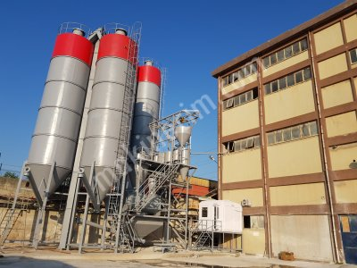 Construction Chemicals Production Facility