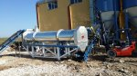 Sand, Aggregate, Drying And Screening Plant