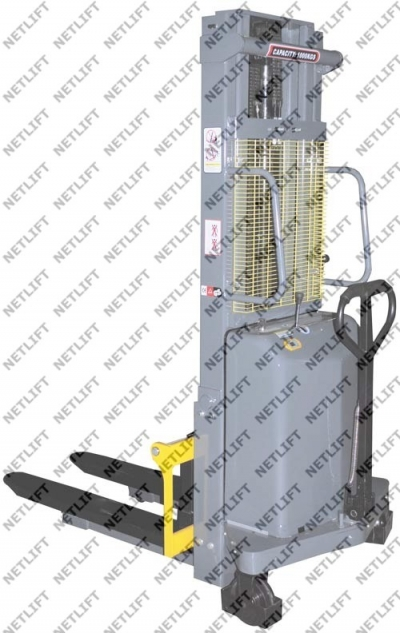 Elektrikli Forklift
