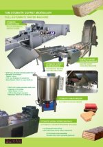 Full Automatic Wafer Machine