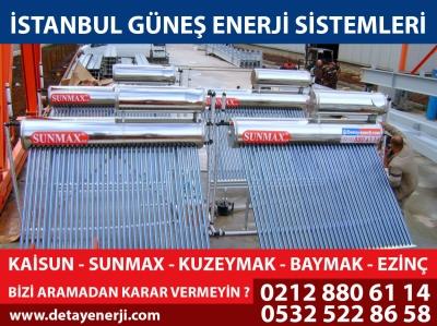 Şişli Güneş Enerji Sistemleri Servis Montaj Tel :0532 522 86 58