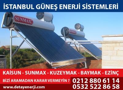Çekmeköy Güneş Enerji Sistemleri Servis Montaj Tel :0532 522 86 58