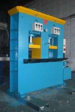 Hydraulic Press ..çift Gözlü Kaucuk Presi, Kaucuk Presi, Hidrolik Presler, Lastik Pressi,