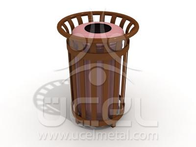 Çöp Kovası - Park Çöp Kutusu