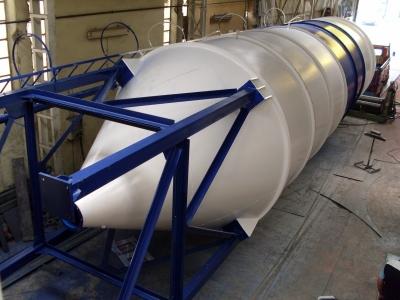 Çimento Silosu  75-100 Ton