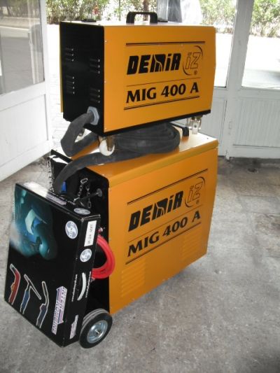400 Amp Mig Welding-Zero-Guaranteed