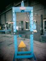 Hydraulic Press ..custom 2 Meter, Kollu20 Ton Lever Press, 30 Ton Lever Press