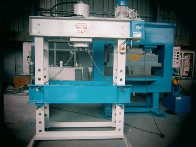 Hydraulic Press ..150 Ton Atölye  Presi, 150 Ton Dogrultma Presi,
