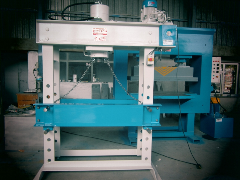 Hydraulic Press   150 Ton, For Sale New Price : Ask For