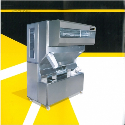 Dough Maturing Machine