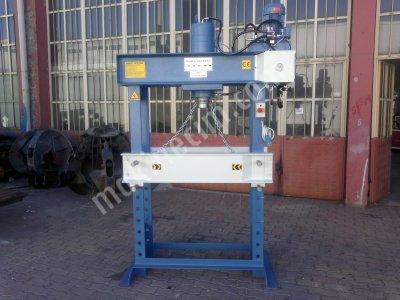 100 Ton Hydraulic Workshop Press