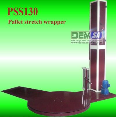 Satılık Sıfır PALET STREÇ SARMA MAKİNASI (PSS-130) Fiyatları Konya palet streç sarma makinası,yatay paketleme makinası,koli bantlama makinası,palet sarma,palet sarma makinesi,sitreç sarma