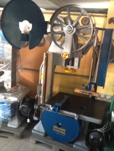 2.el Şerit Hızar Makinası
