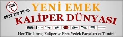 Kaliper - Meritor Elsa 2 - 22.5 Jant Man Tga Ön Sağ
