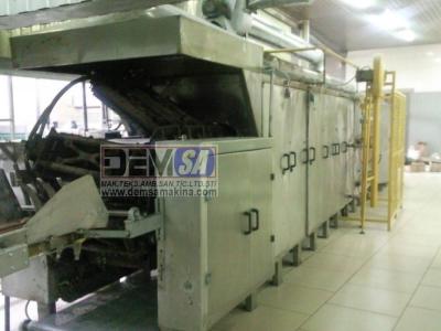 Otomatik Gofret Makinaları
