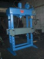 Hydraulic Press ..gene Amaçlı Atölye Presi, 80 Ton Dogrultma Presi, 80 Ton Atölye Presi, İkinci El Presler, Yeni Presler