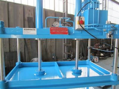 Hydraulic Press ..düşük Tonajlı Sıkıştırma Presi, Çift Silindirli Şekil Verme Presi, Kolonlu Pres