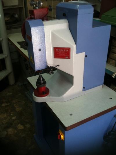 Doğuş Marka Sıfır Kapsül Kuşgözü Makinası-