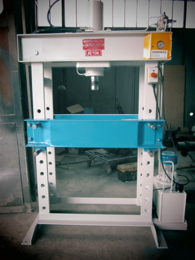 Hydraulic Press ..gene Amaçlı Atölye Presi, 60 Ton Dogrultma Presi, 80 Ton Atölye Presi, İkinci El Presler, Yeni Presler
