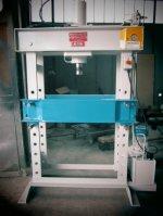 Hydraulic Press ..gene Amaçlı Atölye Presi, 60 Ton Dogrultma Presi, 80 Ton Atölye Presi