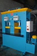 Hydraulic Press ..60 Ton Sıcak Kaucuk Pres  Hidrogüç  Hidrolik Pres