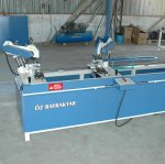 Alüminyum Profil Kesim Ve Delme Makinası
