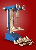 Yastı Marka En Ucuz Isıtıcılı   Bot Tarak Açma Genişletme Makinası