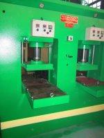 Hydraulic Press ..hidrogüç Hidrolik Pres  150  Ton Sıcak Kaucuk Pres,