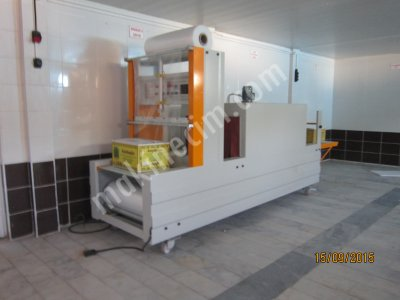 Manual Shrink Wrapping Machine