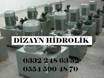 Hidrolik Ünite Merkezi