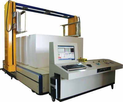 2 Machine De Coupe D'essence Axis Cnc