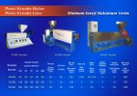 Sale Plastic Extrusion Machines