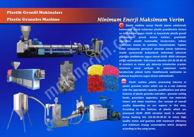 Satılık Sıfır PLASTİK GRANÜL BODİNOZU Fiyatları İstanbul bodinoz,pvc kafadan kesme bodinoz,granül extruderi,plastik granül makinasi,degazörlü bodinoz,kafadan kesme granül,sulu kesim granül,makina imalatı,bodinoz makinası,plastik işleme makinası