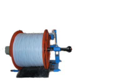 Collecting Machine Winding Wire And Cable