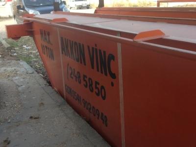 Hiç Kullanılmamış 2013 Model 15 Tonluk Dev Gibi Tavan Vinci