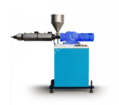 PLASTİC EXTRUDER MACHİNE